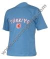 Türk Bayrağı tişörtler