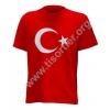 10 Kasım Bayrak Tişört