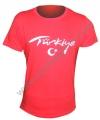 12 mart Türk Bayrak T-shirt